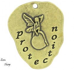 Protection Angel Plaque